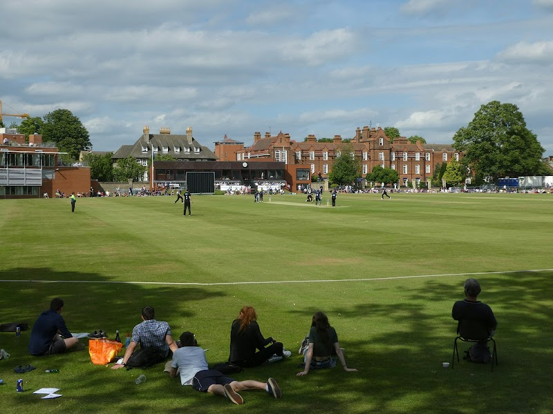 Cambridge University Cricket Club adlı yerin fotoğrafı